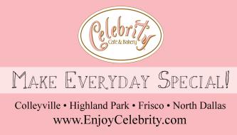 Celebrity Cafe Spot